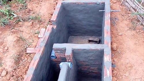 chi phí xây nhà vệ sinh tự hoại