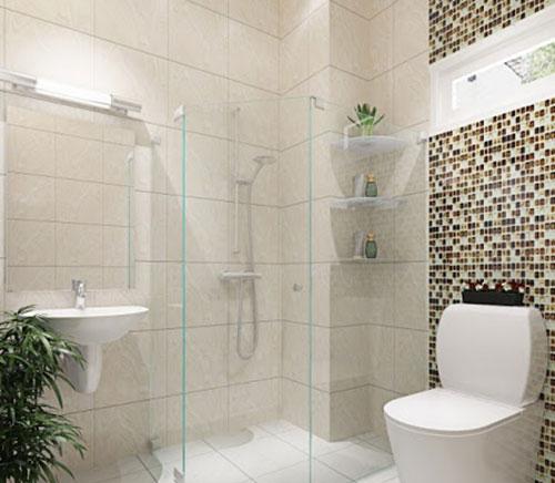 Top 5 mẫu thiết kế nhà vệ sinh đẹp, hợp phong thủy