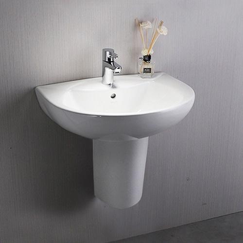 lavabo treo tuong